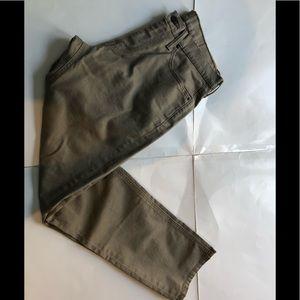 Levi's 541 khaki jeans